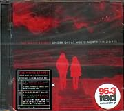 THE WHITE STRIPES / <br>UNDER GREAT WHITE NORTHERN LIGHTS (CD + DVD)