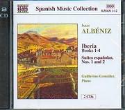 CD image ALBENIZ / IBERIA - SUITES (2CD)
