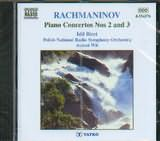 CD image RACHMANINOV / PIANO CONCERTOS NOS.2 AND 3 / WIT - BIRET