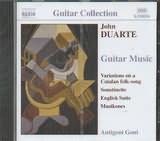 JOHN DUARTE / <br>GUITAR MUSIC / <br>GONI