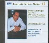 CD image DENIS AZABAGIE / BARRIOS - FALLA - JOSE - TORROBA - PONCE - RIVERA - RUIZ - PIPO