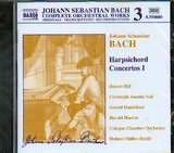 BACH J.S / <br>HARPSICHORD CONCERTOS I BWV.1052 - 1053 - 1055 - 1056 / <br>BRUHL