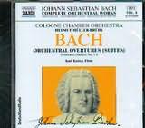 CD image BACH J S / OVERTURES [SUITES] N 1 - 4 / BRUHL