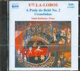 CD image VILLA LOBOS / A PROLE DO BEBE N 2