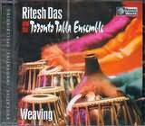 CD image RITESH DAS AND THE TORONTO TABLA ENSEMBLE