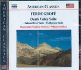 CD image GROFE / DEATH VALLEY SUITE / STROMBERG