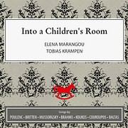 CD Image for ΕΛΕΝΑ ΜΑΡΑΓΚΟΥ - TOBIAS KRAMPEN / INTO A CHILDREN S ROOM