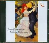 CD image TCHAIKOVSKY / PIANO WORKS / RICHTER