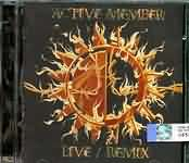 ACTIVE MEMBER / <br>LIVE - REMIX (2CD)