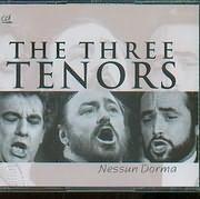 CD image THE THREE TENORS / NESSUN DORMA - (2CD)