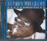 CD image ARTHUR WILLIAMS / MIDNIGHT BLUE