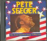 CD image PETE SEEGER / THE AMERICAN FOLK SONG COLLECTION