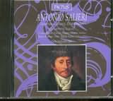 CD image SALIERI ANTONIO / OUVERTURES SCHERZI DIVERTIMENTI / QUARTETO AMATI