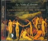 CD image LA NOTTE D AMORE / MUSIC FOR COSIMO II / ALAN CURTIS