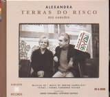 CD image ALEXANDRA TERRAS DO RISCO DEZ CANCIOES [FADO]