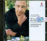 CD image BYRD / JOHN COME KISS ME NOW - VIRGINAL MUSIC - (STAIER)