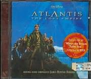 ATLANTIS THE LOST EMPIRE - (OST)