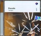 CD image ASTOR PIAZZOLLA / TANGOS
