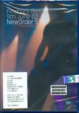 DVD image NEW ORDER / 511 - FINSBURY PARK - (DVD)