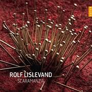 CD image for ROLF LISLEVAND / SCARAMANZIA