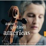 CD image ANNE GASTINEL / AMERICAS