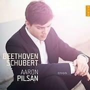 CD image AARON PILSAN / BEETHOVEN / SCHUBERT