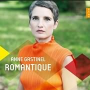 CD image ANNE GASTINEL / ROMANTIQUE (5CD)