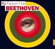 CD image MY FAVORITE BEETHOVEN - (VARIOUS) (4 CD)