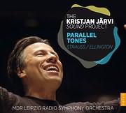 CD image for KRISTJAN JARVI / PARALLEL TONES: STRAUSS / ELLINGTON