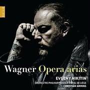 CD image WAGNER / OPERA ARIAS (EVGENY NIKITIN)