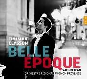CD image for EMMANUEL CEYSSON / BELLE EPOQUE