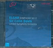 ELGAR / SYMPHONY N 2 - SIR COLIN DAVIS - LSO LIVE