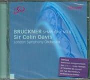 CD image BRUCKNER / SYMPHONY NO.6 / SIR COLIN DAVIS - LSO