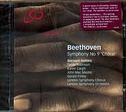 CD image BEETHOVEN / SYMPHONY N 9 CHORAL BERNARD HAITING LONDON SYMPHONY ORCHESTRA