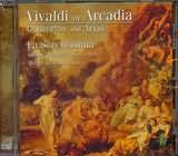 CD image VIVALDI / VIVALDI IN ARCADIA - CONCERTOS AND ARIAS / LA SERENISSIMA - MHAIRI LAWSON - ADRIAN CHANDLER