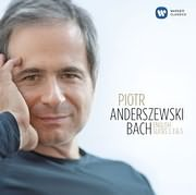 CD image BACH / ENGLISH SUITES 3, 1, 5 (PIOTR ANDERSZEWSKI)