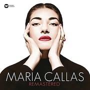 LP image MARIA CALLAS / MARIA CALLAS REMASTERED (VINYL)