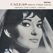 CD image MARIA CALLAS / VERDI ARIAS II (1963 - 1964)