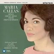 CD image MARIA CALLAS / CALLAS PARIS: SINGS GREAT ARIAS FROM FRENCH OPERAS