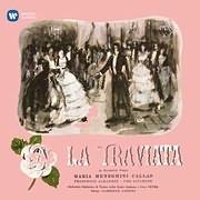CD image VERDI / LA TRAVIATA (MARIA CALLAS) (2CD)