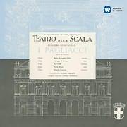 CD image LEONCAVALLO / PAGLIACCI (MARIA CALLAS)