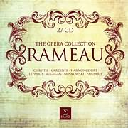 CD image RAMEAU / THE OPERA COLLECTION (27CD)
