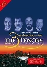 CD + DVD image 3 TENORS / THE 3 TENORS IN CONCERT 1994 (DELUXE EDITION) (CD+DVD)
