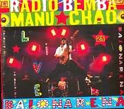 CD + DVD image MANU CHAO - RADIO BEMBA / BAIONARENA - LIVE (2 CD + DVD)