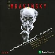 CD image EVGENY MRAVINSKY / EVGENY MRAVINSKY (12CD)