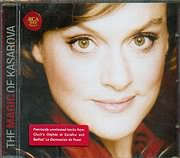 CD image THE MAGIC OF VESSELINA KASAROVA MEZZO SOPRANO - MOZART - ROSSINI - BELLINI - MASSENET - BERLIOZ - CLUCK - HANDEL