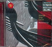CD image PLACIDO DOMINGO / DOMINGO SINGS CARUSO