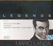 CD image MARIO LANZA / LEGENDS (3CD)