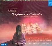 CD image WAGNER / DER FLIEHENDE HOLLANDER - CAPPELLA COLONIENSIS - BRUNO WEIL (2CD)