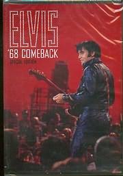 DVD image ELVIS PRESLEY 68 COMEBACK SPECIAL EDITION - (DVD VIDEO)